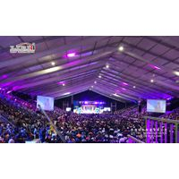 10000 People Big Tent for Church and Conference