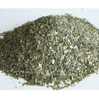 vermiculite concentrate raw ore fine grade