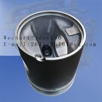 JINAN CNPC JDEC 190SERIES 4000 DIESEL ENGINE PISTON
