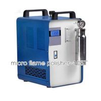 micro flame polisher with mixed hho gases output ranging from 100 L/H to 600 L/H