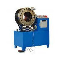 hose crimping machine hose crimper pipe swaging machine JYHM-102 for 4 inch thumbnail image