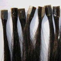 Remy V-tip hair
