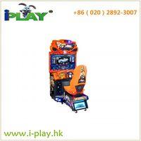 Super Car Simulator Video Car Racing Arcade Game Machine