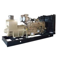 Good Quality 1500KVA CUMMINS Diesel Generator Set