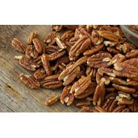 Raw pecan nuts thumbnail image