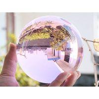 Crystal Ball,transparent glass ball,clear K9 crystal ball thumbnail image