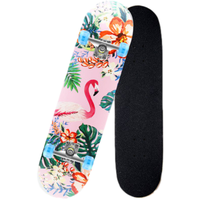 Fashion color rainbow skateboard for kids/custom skating board thumbnail image
