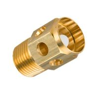 CNC machining services Precision CNC milling CNC turned components thumbnail image