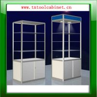 aluminium glass display showcase,display cabinet
