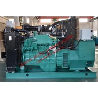 Cummins 150kw Diesel Generator Set with Cummins engine and Stamford Alternator