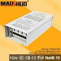CE,SAA,CB,FCC,RoHS Approved 12V 400W Constant Voltage LED Driver Power Supply