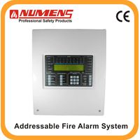 Numens 6001-01 1-Loop Addressable Fire Alarm Control Panel