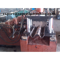 High technology highway guardrail forming machine with CE
