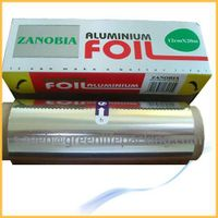 Extra heavy duty aluminum foil for household
