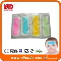 China factory wholesale baby and kids cooling gel patch thumbnail image