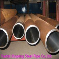BKS ISO9001 non alloy honed steel tube