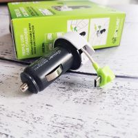 Micro USB Car Charger 15W 3 Port Car Adapter with Micro USB cable Ultra Rapid USB Charger Quick Char