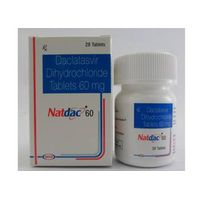 Daclatasvir Natco Tablets India Price