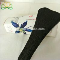 Soft And Comfortable Black Panty Liners Manufacturer In China