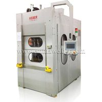 Glove box hot plate welding machine