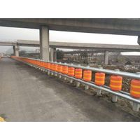 EVA roller barrier system/ safety rolling barrier