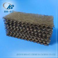 Metal mesh corrugated packing thumbnail image