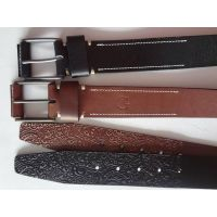 35mm Full Grain Vegetable Leather with Tail Details