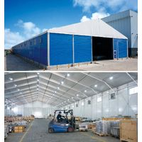 Outdoor Temporary Industrial Storehouse Marquee for Warehouse Tent thumbnail image