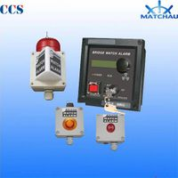 Bridge Navigational Watch Alarm System (BNWAS) for Marine