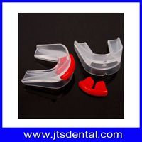 Double layer karate protector bucal/boxing mouth guard