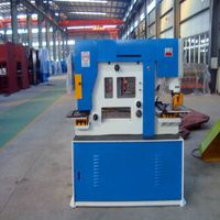 Q35Y-16 Hydraulic Ironworker and punching machine thumbnail image