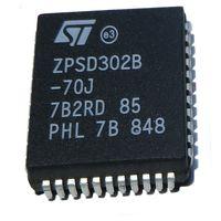 ZPSD302-B-70J,STMicroelectronics CPLD 5V 44-Pin PLDCC