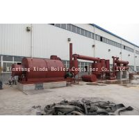 the 6th Generation Waste Tyre Pyrolysis Plant