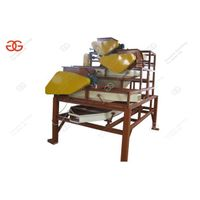 Almond|Hazelnut Shelling Machine Three Stage Price
