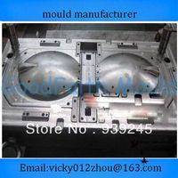 Plastic injection toilet seat cover mould thumbnail image