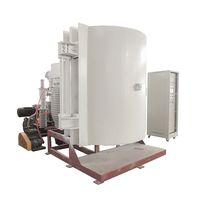 Plastic Vacuum Evaporation Metallizing Plastic Cap Machine Thermal Evaporator Coater thumbnail image