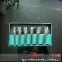 Dental Electroplated Diamond Burs Mounted Points