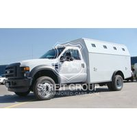 Armored Car BR6 / PM7 Level Ford F550 Bus