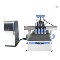China 4 spindle 1325 cnc router