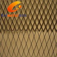Expanded Stainless Steel/Aluminum expanded metal wire mesh(hot sale) thumbnail image