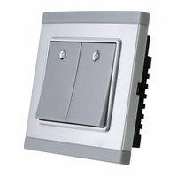 Smart RF two button wireless smart remote switch thumbnail image