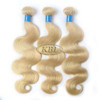 European Virgin Hair Blonde #613