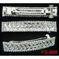 Hair clip, barrette, bobby pin, hair pin, hair claw, hair grip FS-868