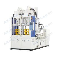 AKPLAS plastic injection molding machine