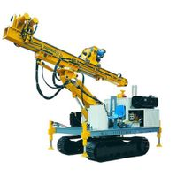 GL-6000 Full Hydraulic Crawler Multifunctional Use Widely Engineering Drilling Machine