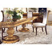 Tuskany Classic French Style Dining Room Set thumbnail image