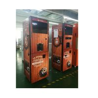 GTS304 Instant Coffee Vending Machine,Automatic Smart Vending Machine, Customized  Vending Machine ,