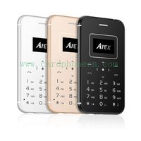 AIEK Card Phone X8 Mini Phone