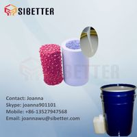 2 Part Silicone Rubber High Temperature Resistance for Candle Molds Silicone