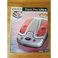 HoMedics Foot Massager Pro Ultra Luxury w/ Infrared Heat 2 Speed AK-3 NEW In Box thumbnail image